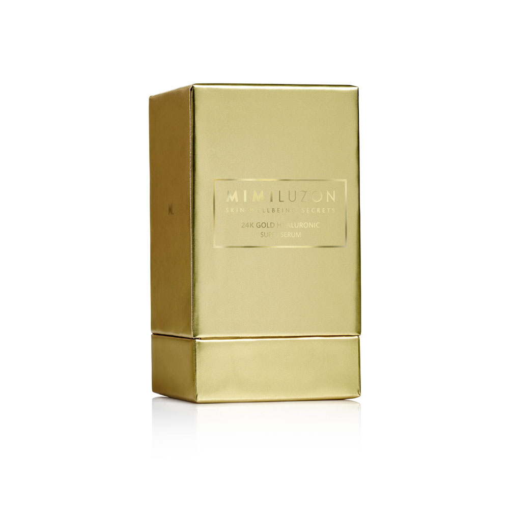 24K Gold Hyaluronic Serum