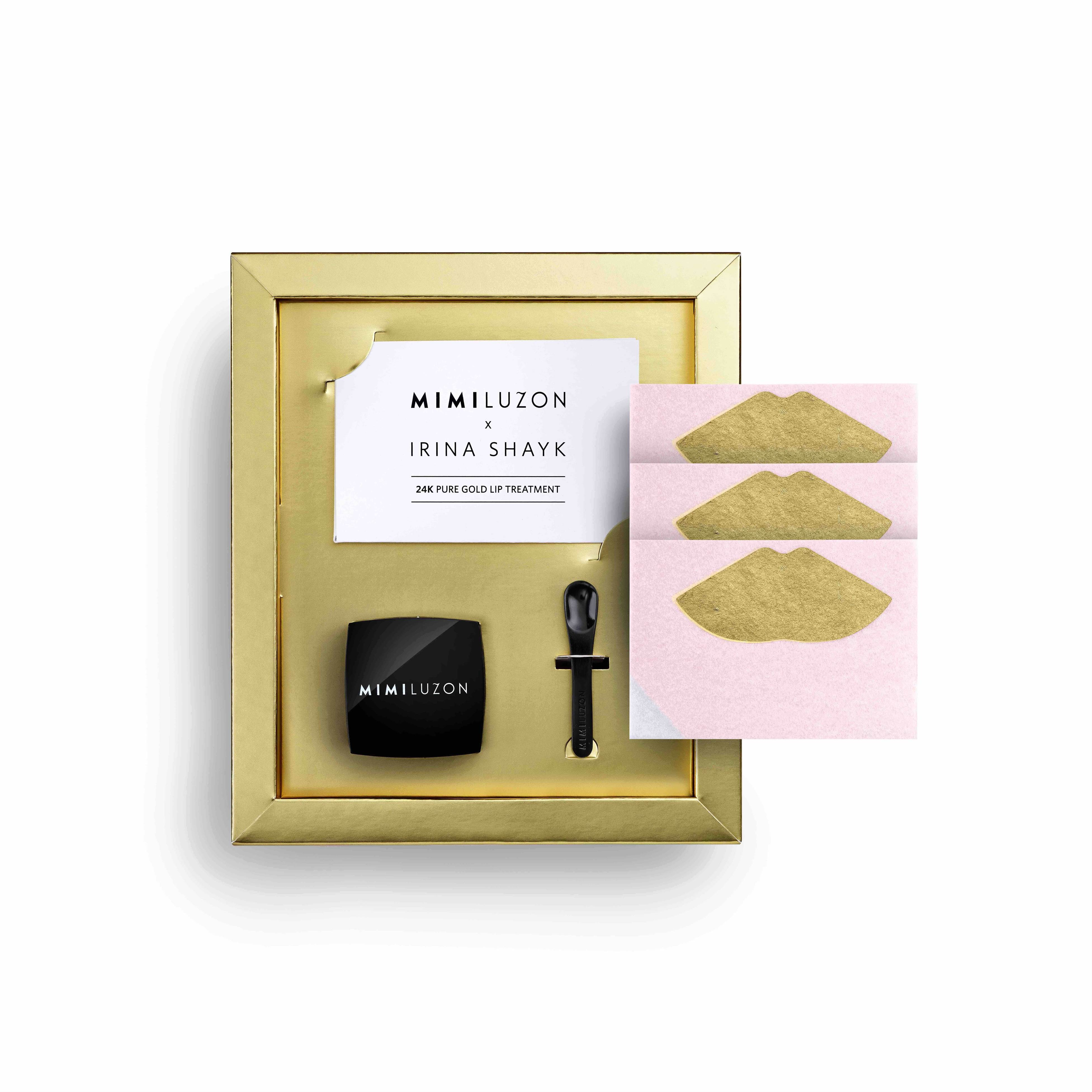 24K Pure Gold Lip Treatment